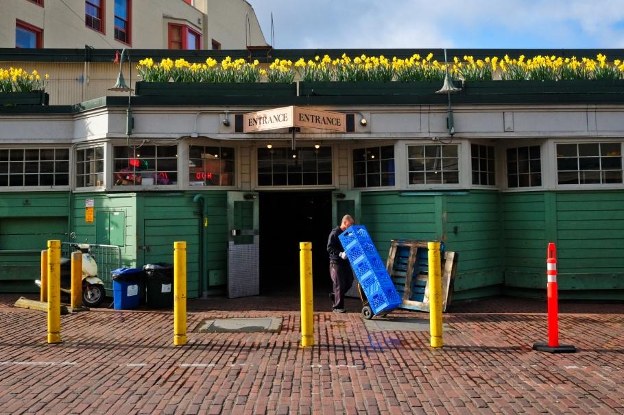 Pike Place, Pike Place Market, Seattle, Washington, USA, fotoeins.com