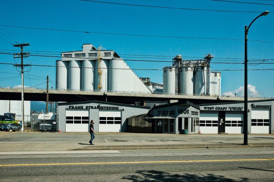 East Village, Vancouver, BC, Canada, fotoeins.com