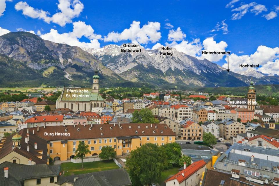Burg Hasegg, Münze Hall in Tirol, Hall in Tirol, Tirol, Tyrol, Austria, Österreich, fotoeins.com