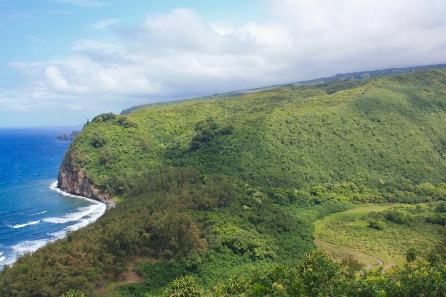 Pololū Valley Lookout, Pololū Valley, Big Island, Hawaii, USA, fotoeins.com