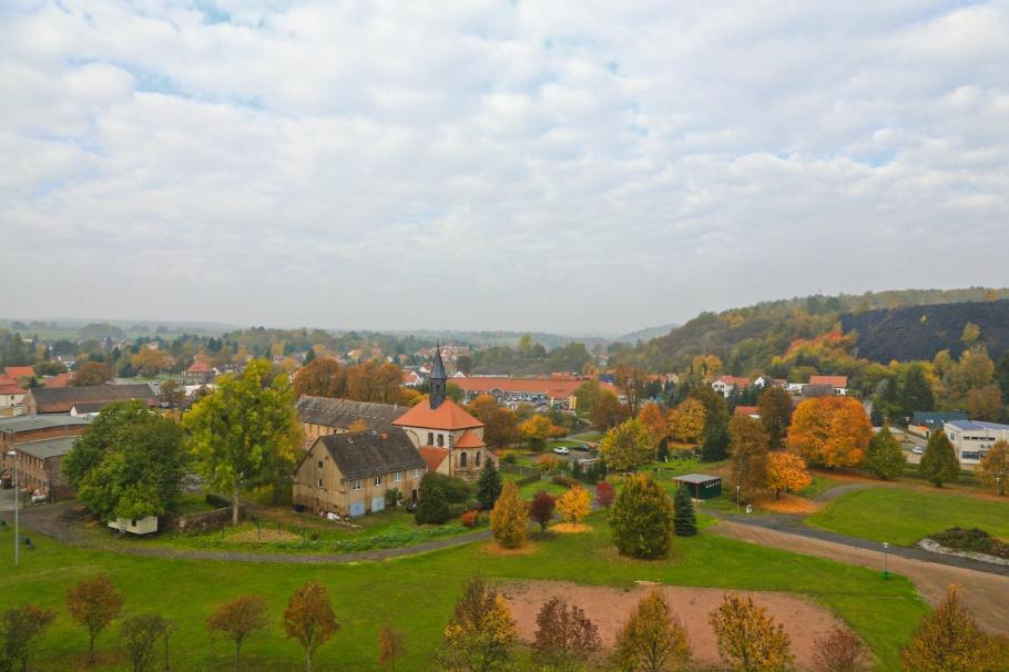 Wimmelsburg, Mansfelder Land, Saxony-Anhalt, Sachsen-Anhalt, Germany, Deutschland, fotoeins.com