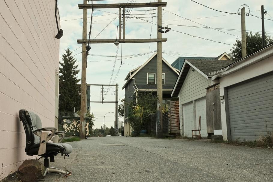 Strathcona, East Vancouver, Vancouver, BC, Canada, fotoeins.com
