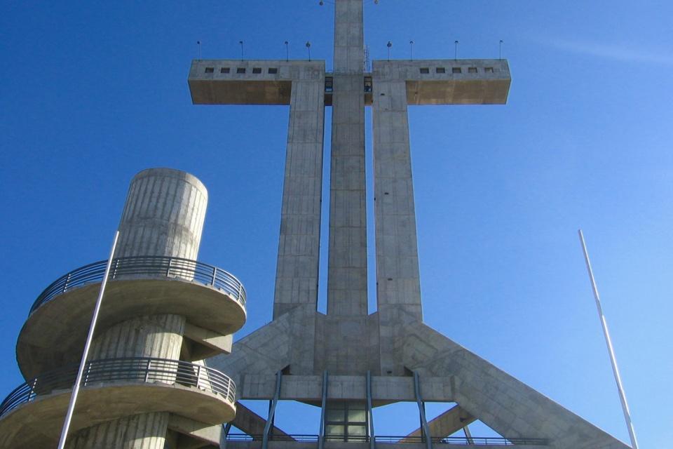 Coquimbo, Cruz del tercer milenio, La Serena, Region de Coquimbo, Chile, fotoeins.com